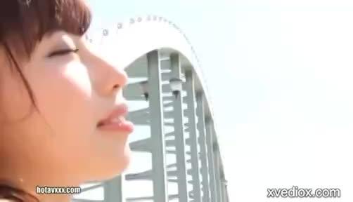 【横山美雪】ハメ撮りFC2。美人顔に黒髪がグッドですね~